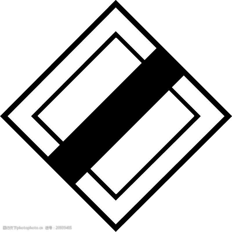 signs交通标识0945