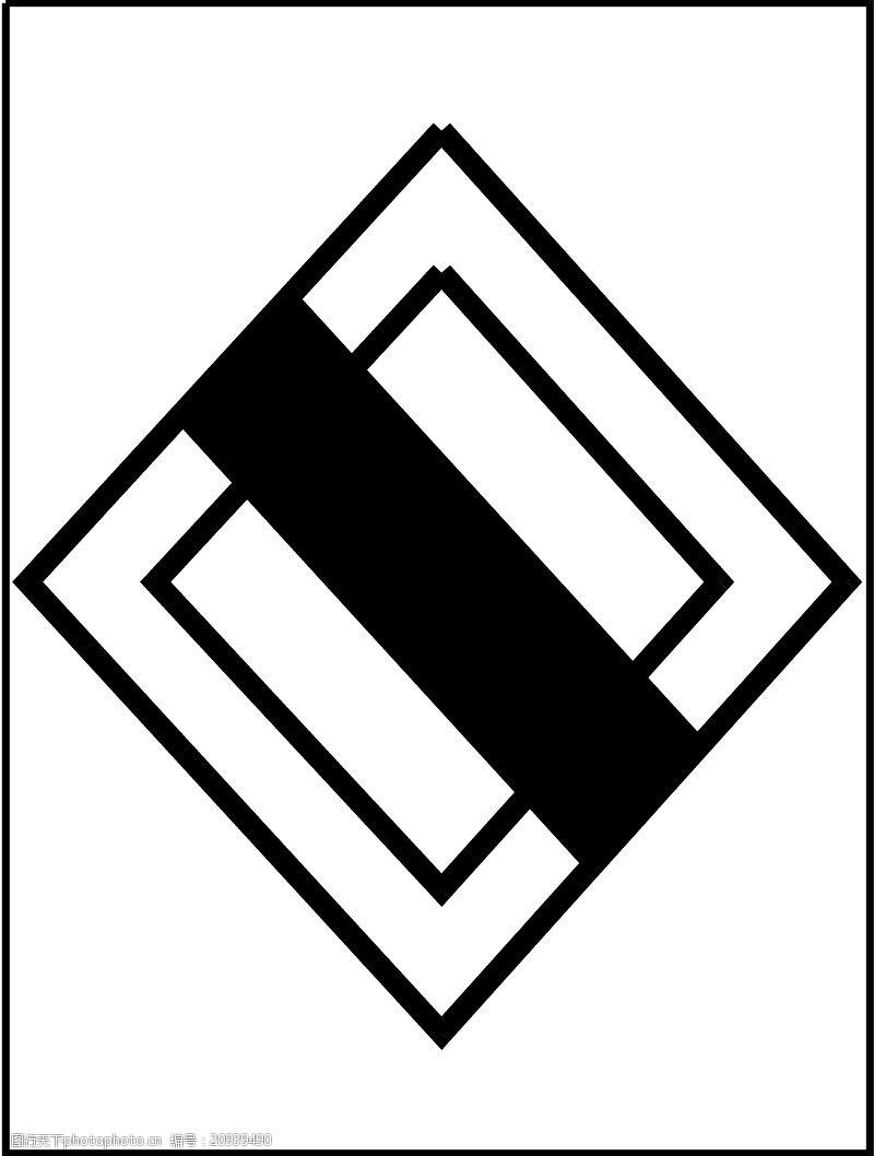 signs交通标识0946