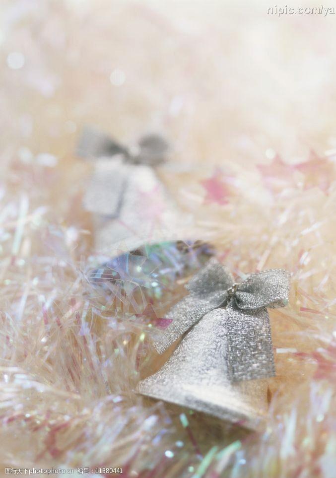 圣诞节饰物小铃铛图片